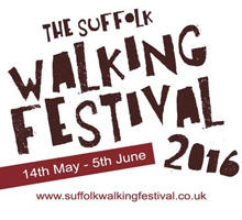 Suffolk walking festival 2016