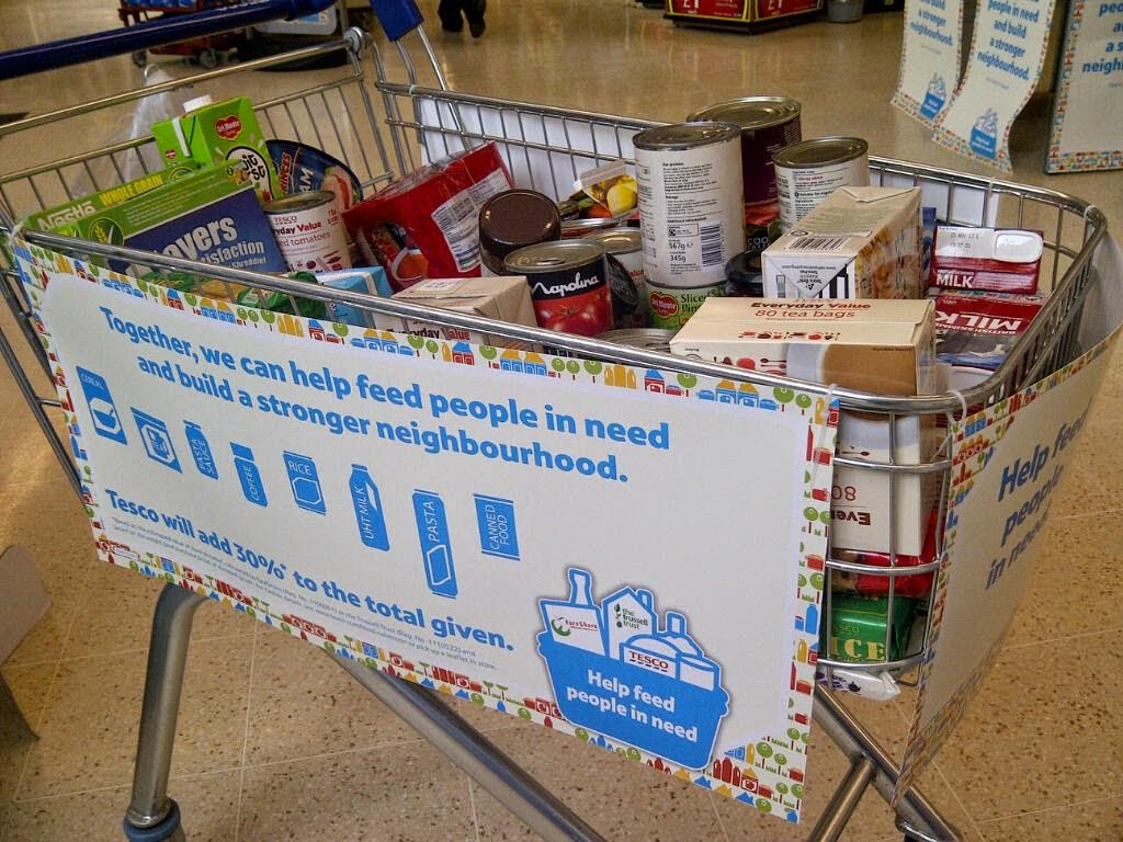 Visiting The East Suffolk Food Bank Best Of Suffolk