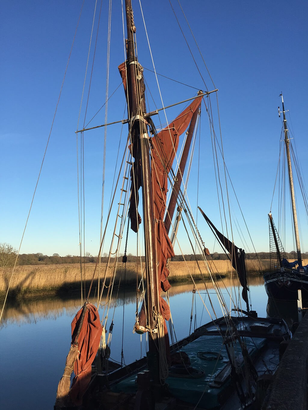 Aldeburgh to Snape: The Sailors' Path
