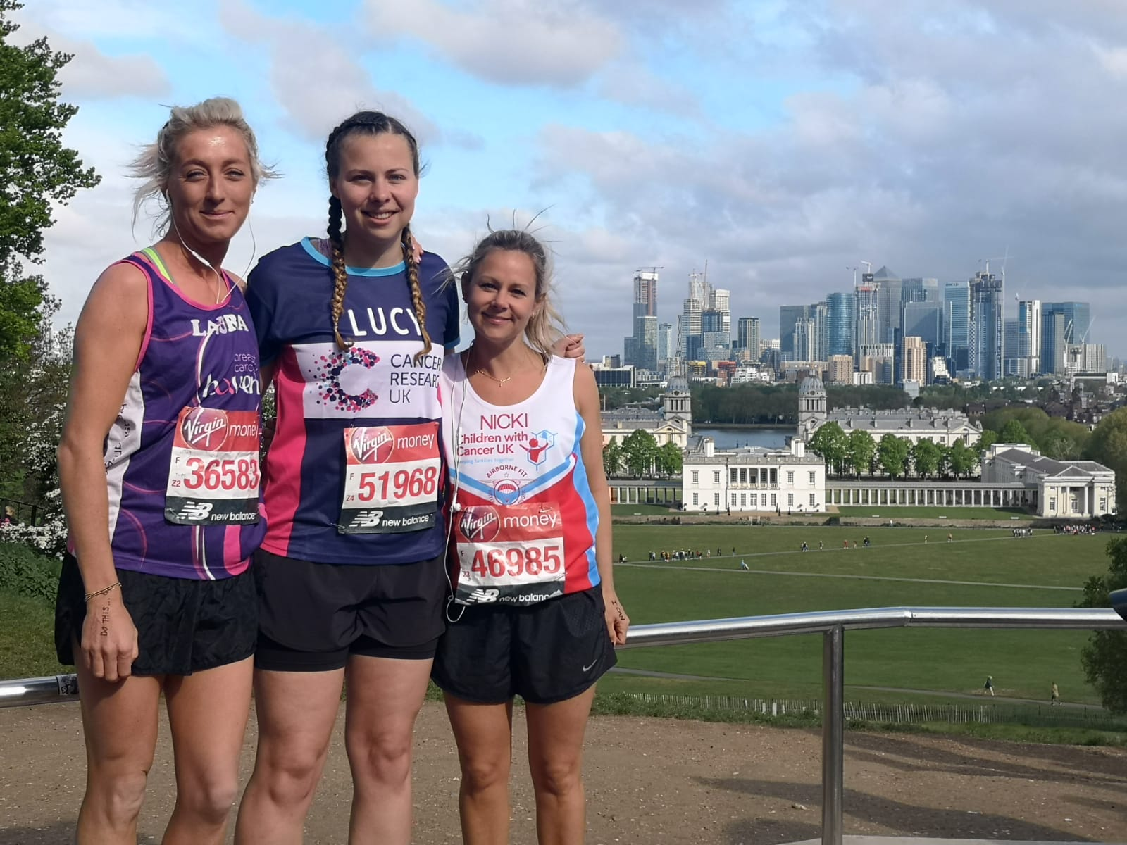 Best of Suffolk at the London Marathon