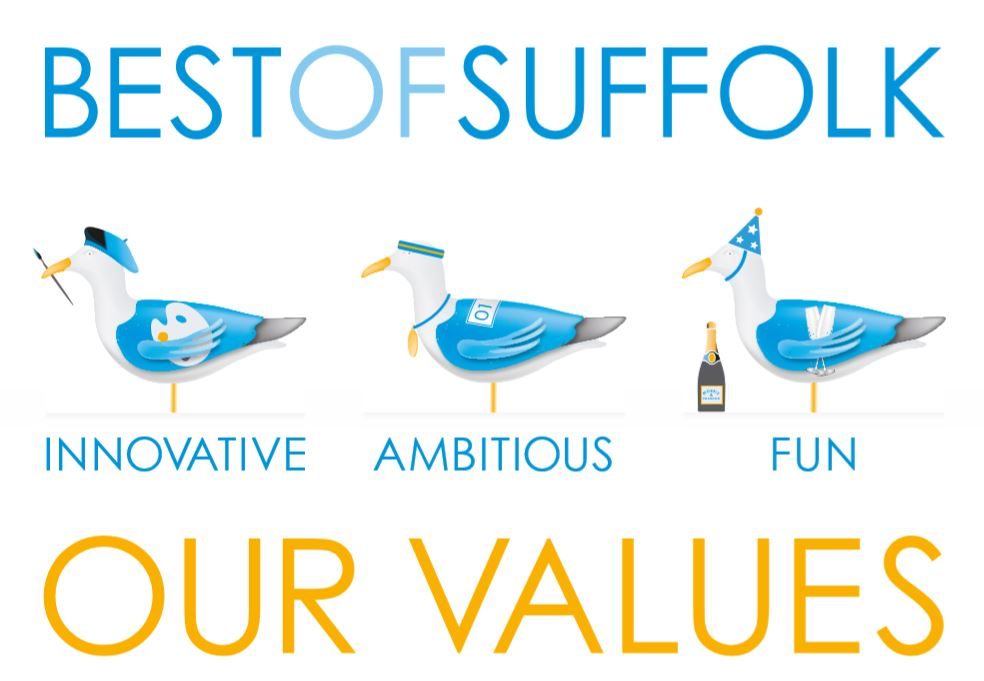 Best of Suffolk Values