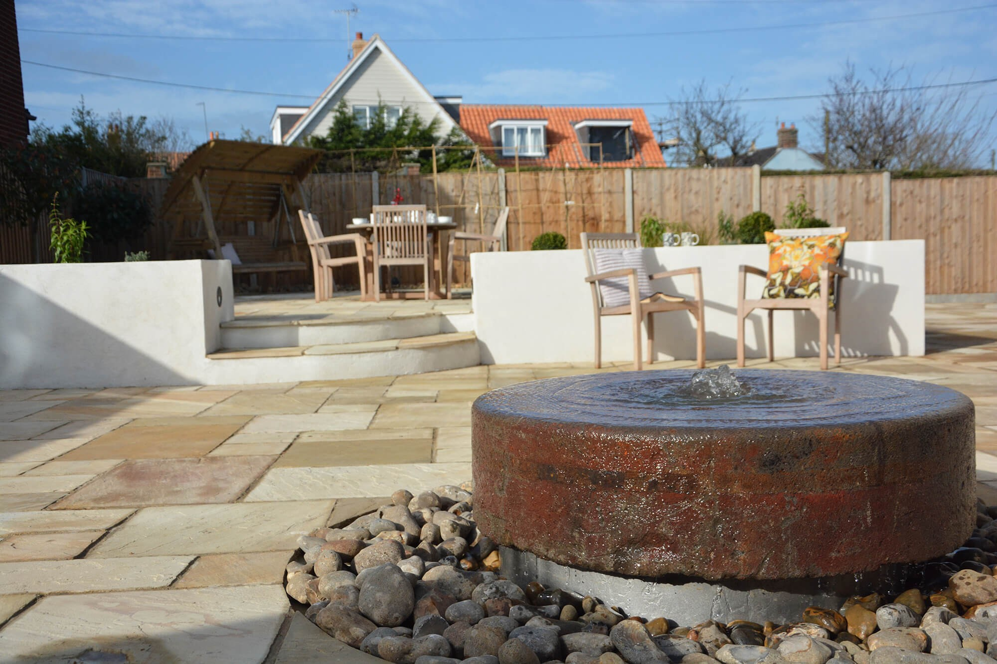 Self Catering with Garden Suffolk