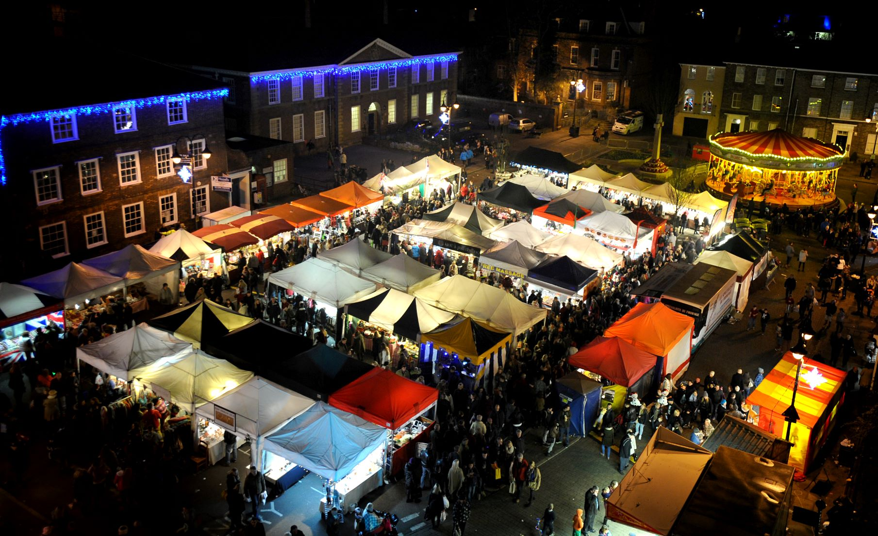 Christmas Events Suffolk