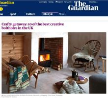 Trinity Cottage Guardian Jan 2020 10 Best Creative Boltholes Thumb