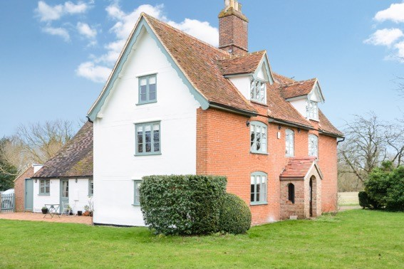 The external of Place Farm House