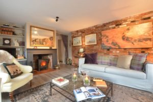 st margarets cottage cosy fire