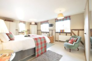 st margarets laxfield first bedroom ensuite couples