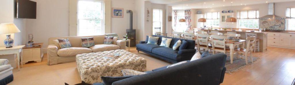 Large Holiday Cottages Suffolk