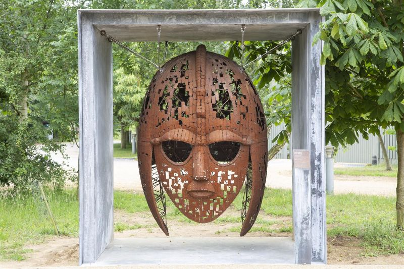 Sutton Hoo The Dig