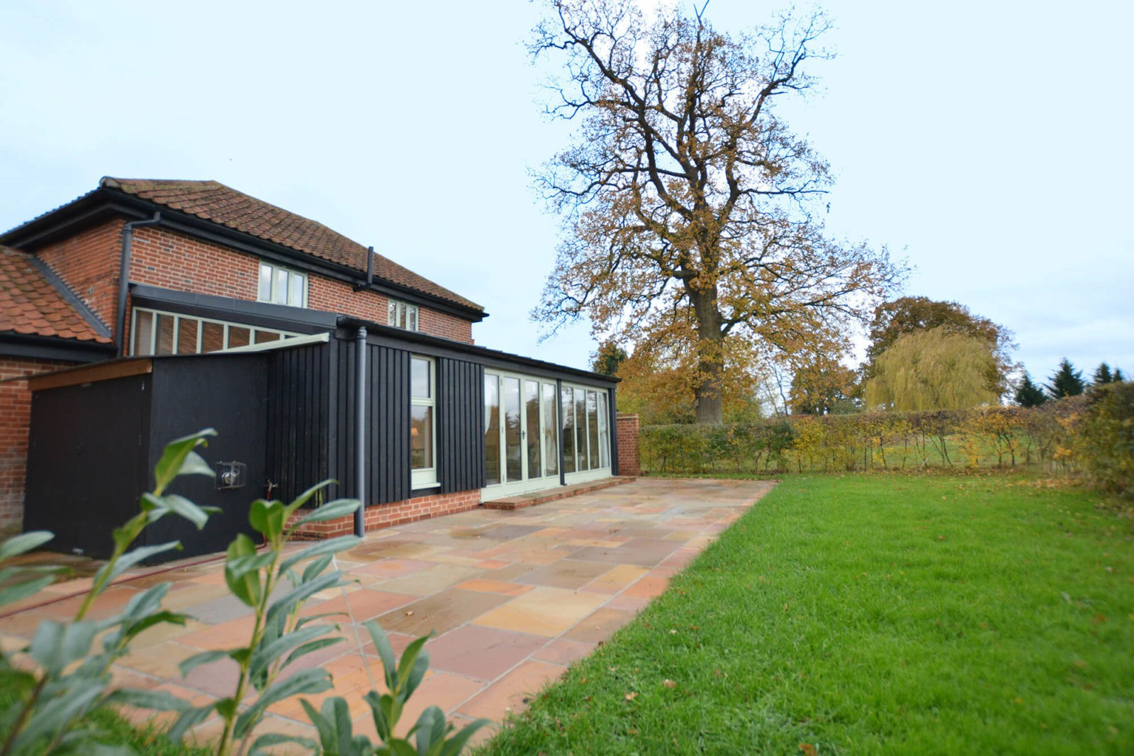 The Granary at Red House Farm Outdoor Space