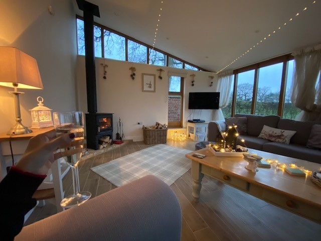 The Granary at Red House Farm Sitting Room