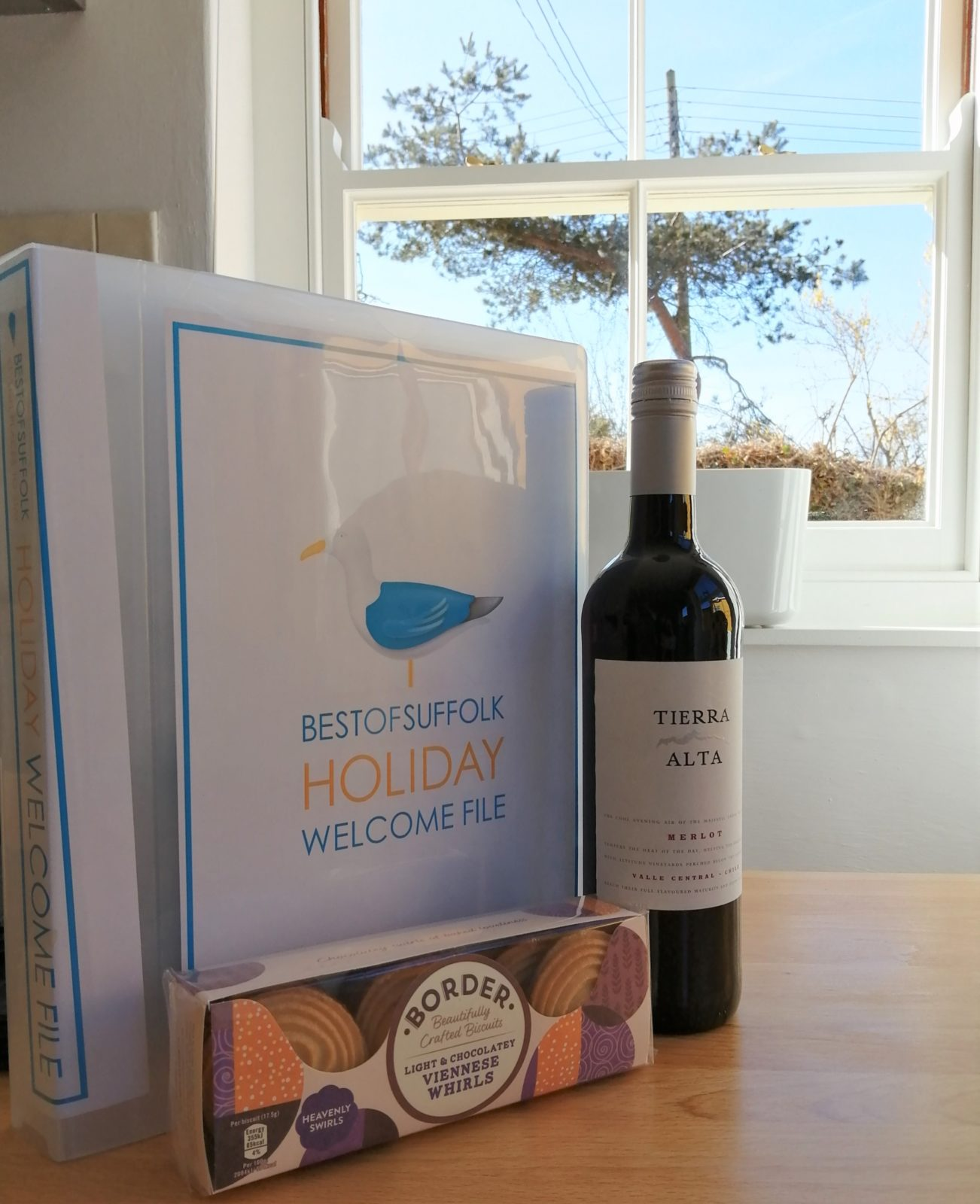 1 South Cottages Welcome Pack