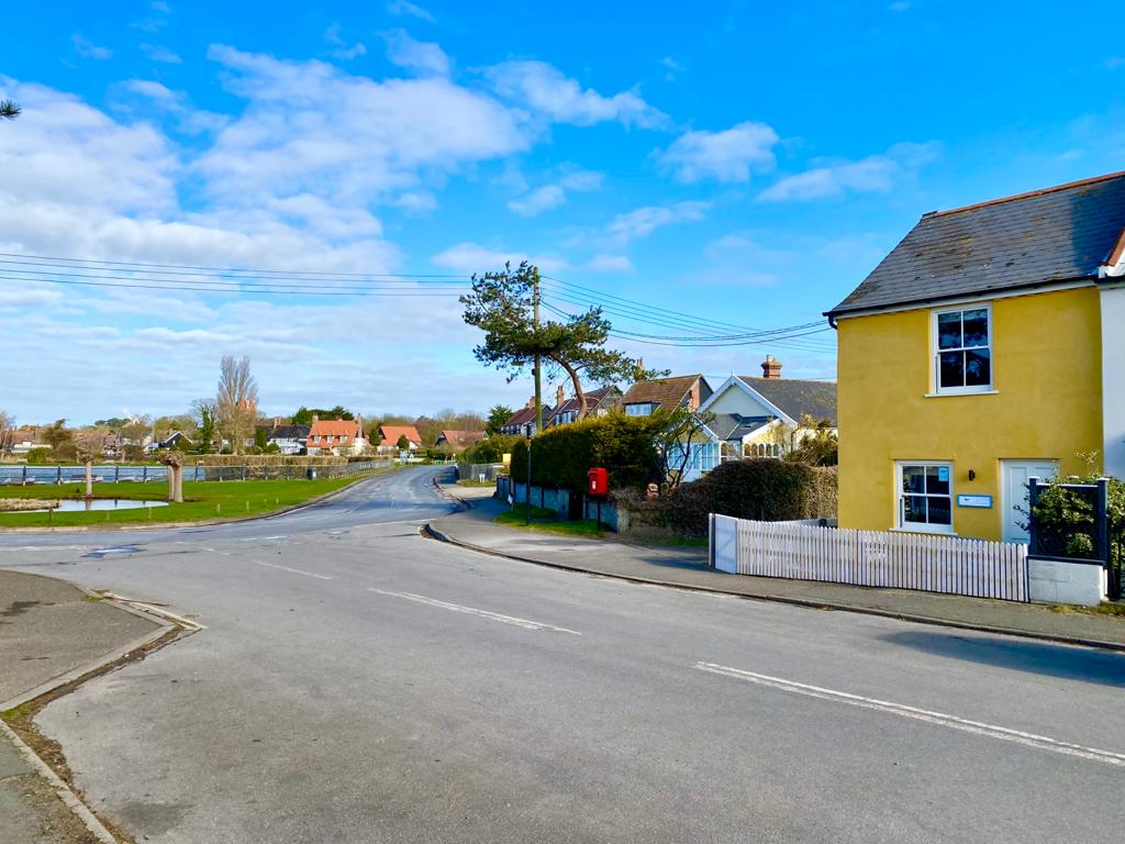 1 South Cottages Location Thorpeness