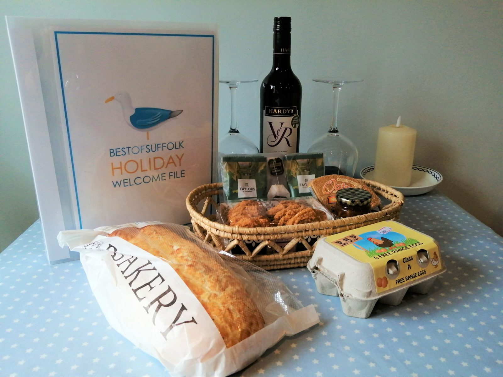 Star Cottage Welcome Pack