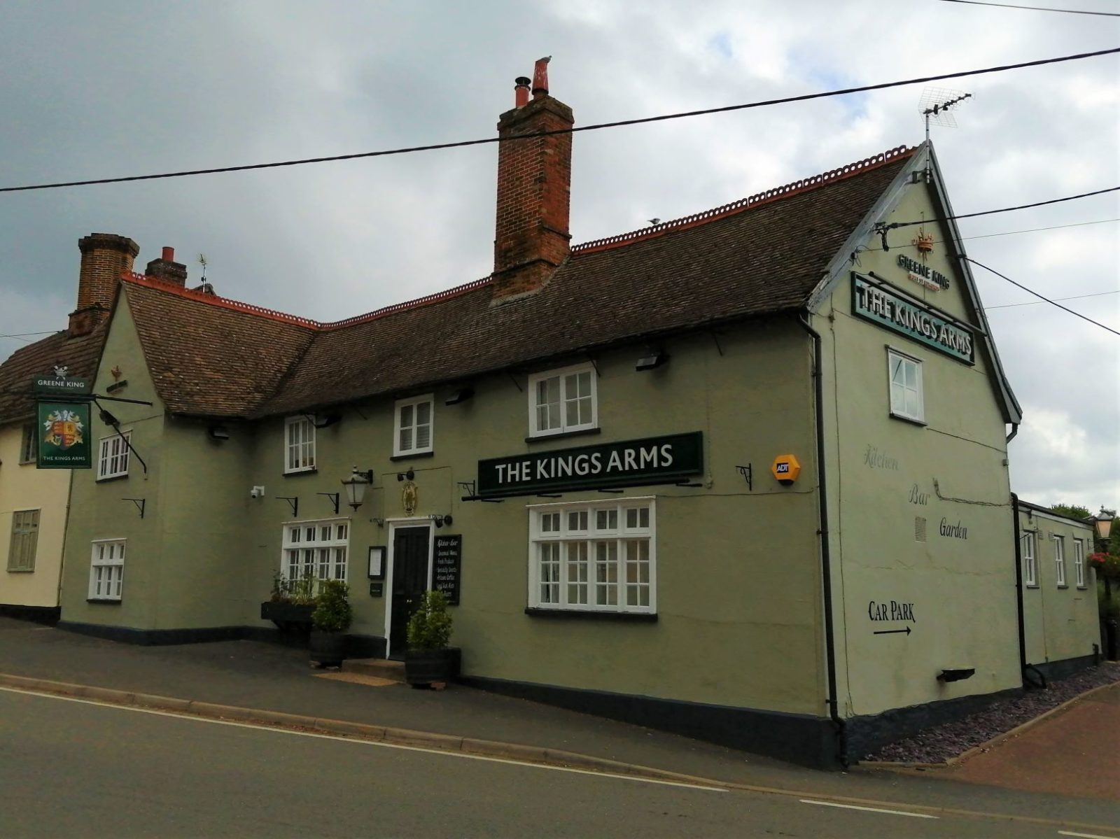The Kings Arms Haughley
