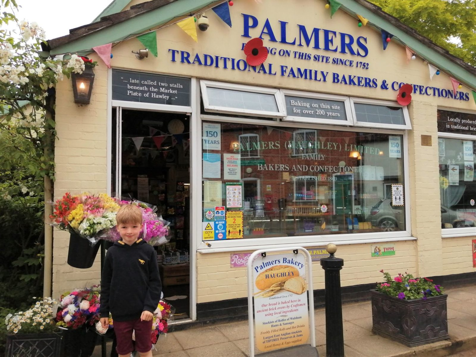 Palmers Bakery Haughley