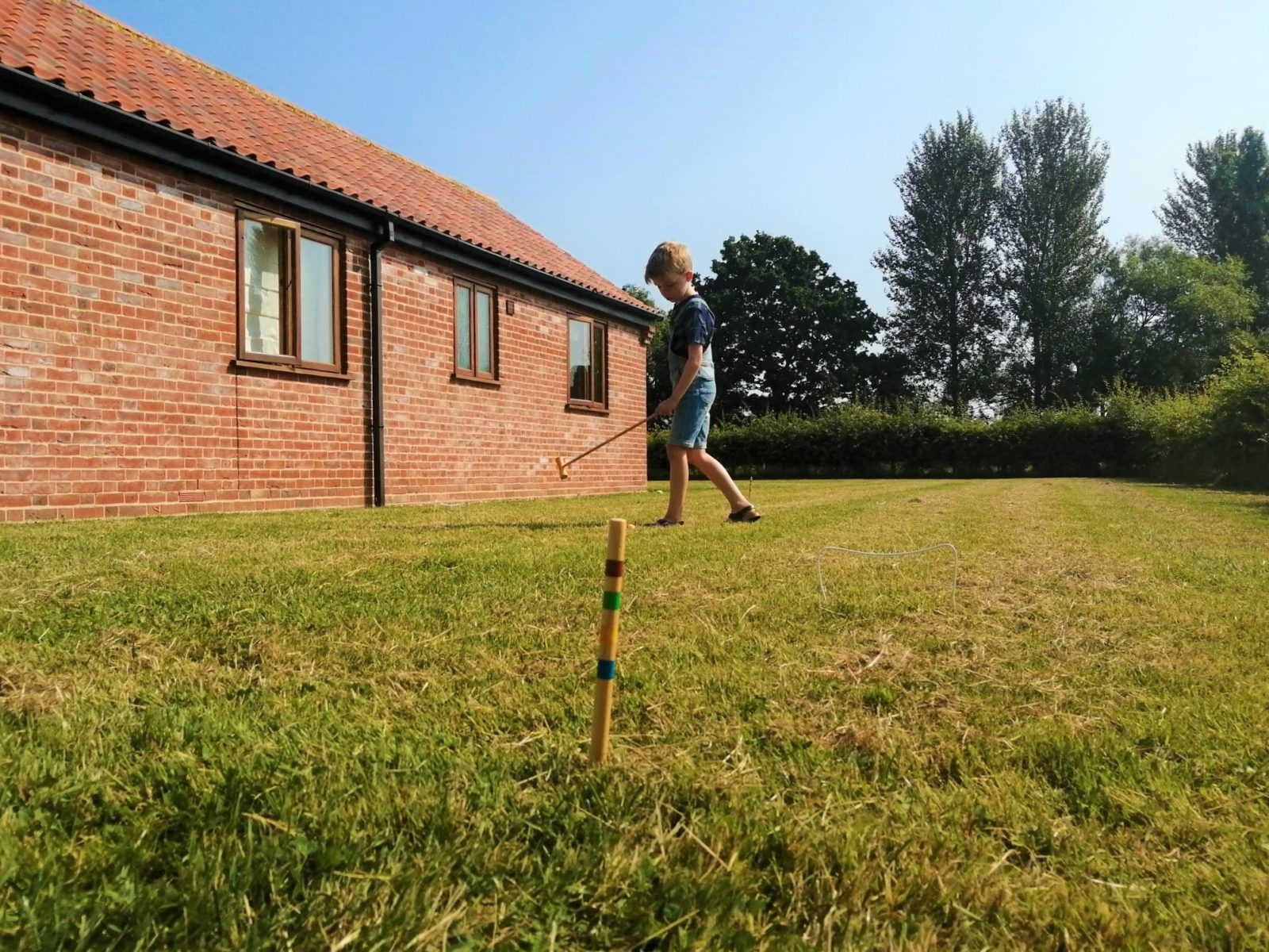 Croquet The Mulberry