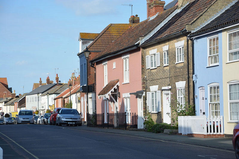 Aldeburgh-cottages