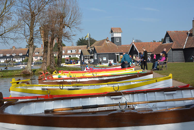 Boats-on-Meare