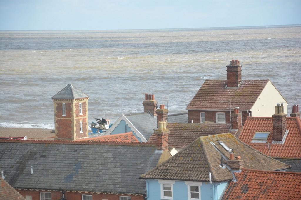 Aldeburgh view from The Terrace
